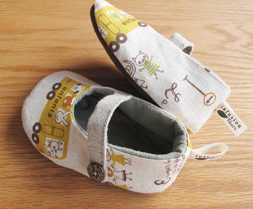 Japanese Hemp / Cotton Shoes