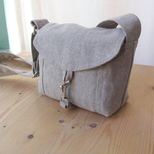 hemp camera bag