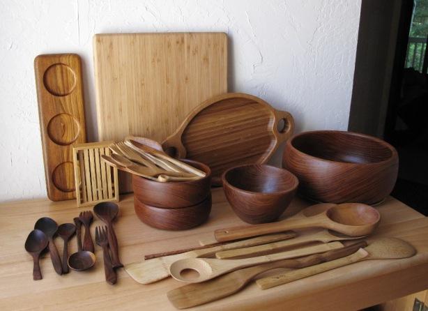 wooden utensil plans