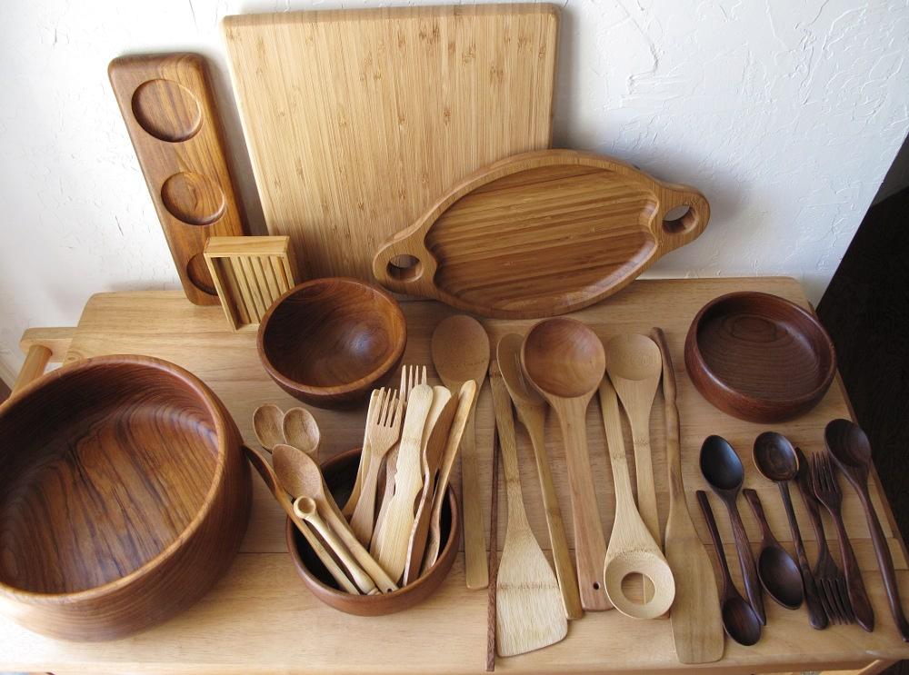 Wooden Spoon Oil I N F U S I O N