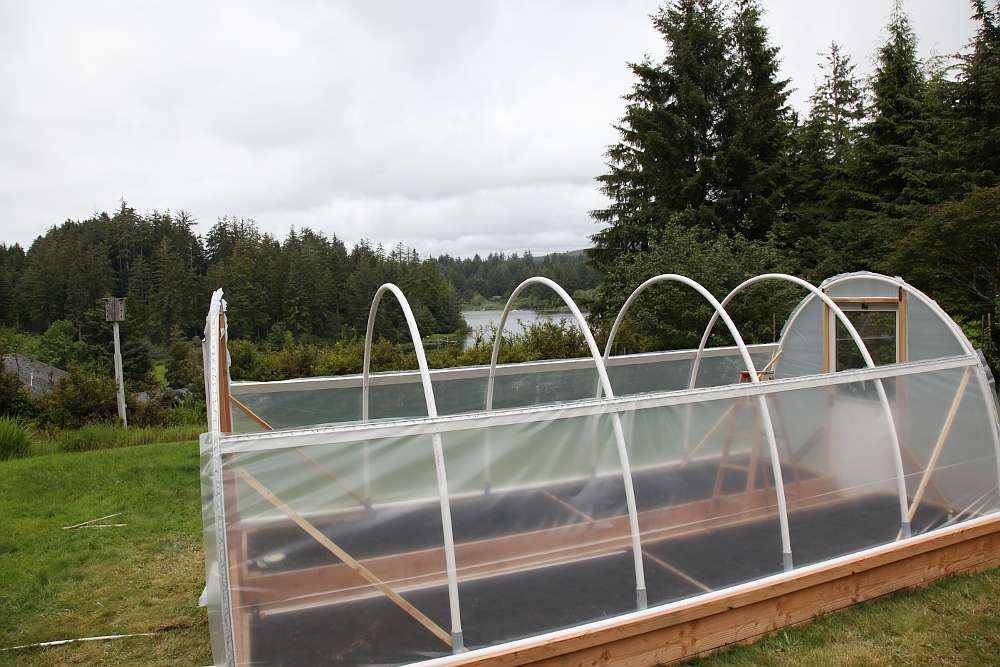 Do It Yourself Home Design: Woodwork Diy Gardening Project Build A Hoop House PDF Plans