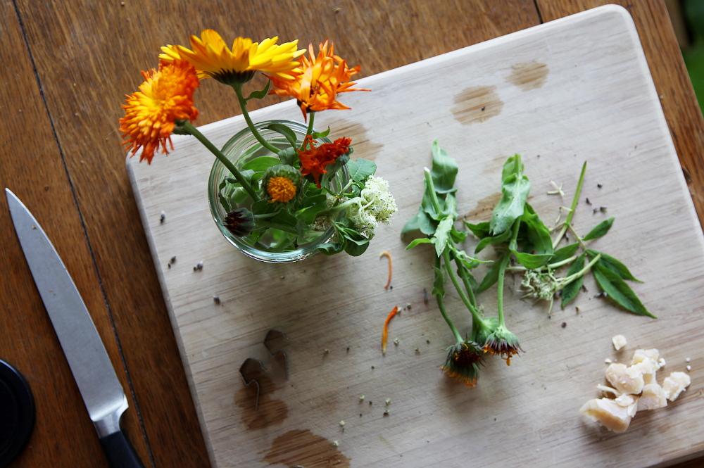 garden apothecary | I n f u s i o n
